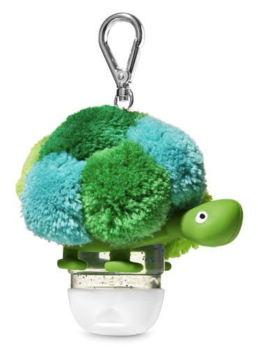 Porta-Antibacterial-Turtle-Pom-Bath-Body-Works