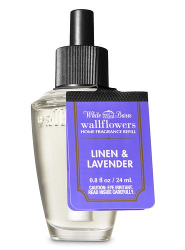 Fragancia-Para-Wallflowers-Linen---Lavender-Bath-Body-Works