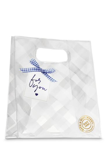 Bolsa-Para-Regalo-Gingham-Bath-Body-Works