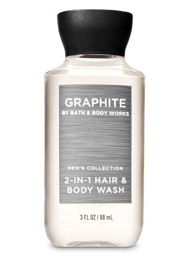Mini-Gel-De-Baño-Graphite-Bath-Body-Works