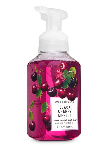 Jabon-Espumoso-Black-Cherry-Merlot-Bath-Body-Works