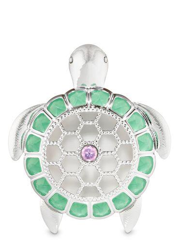 Porta-Fragancia-Para-El-Carro-Gemstone-Turtle-Visor-Clip-Bath-Body-Works