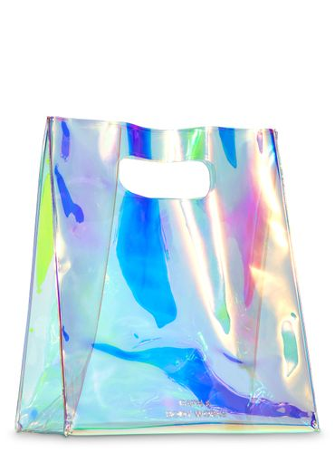 Bolsa-Para-Regalo-Blue-Iridescent-Bath-Body-Works