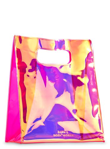 Bolsa-Para-Regalo-Pink-Iridescent-Bath-Body-Works