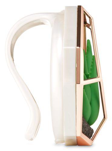 Porta-Fragancia-Para-El-Carro-Succulent-Terrarium-Visor-Clip-Bath-and-Body-Works