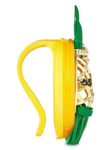 Porta-Fragancia-Para-El-Carro-Hula-Pineapple-Visor-Clip-Bath-and-Body-Works