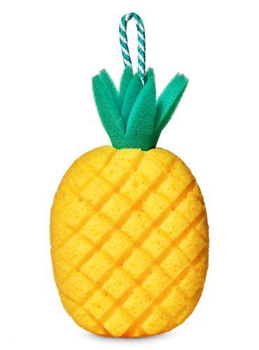 Esponja-Pineapple-Bath-and-Body-Works