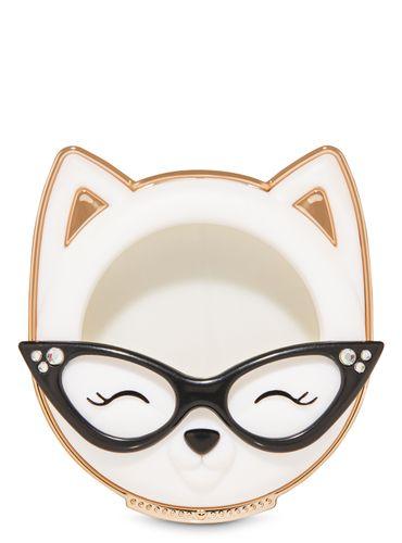 Porta-Fragancia-Para-El-Carro-Smarty-Cat-Visor-Clip-Bath-and-Body-Works