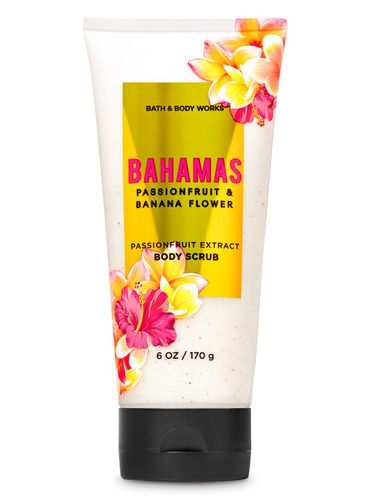 Exfoliante-Corporal-Bahamas-Passionfruit---Banana-Flower-Bath-and-Body-Works