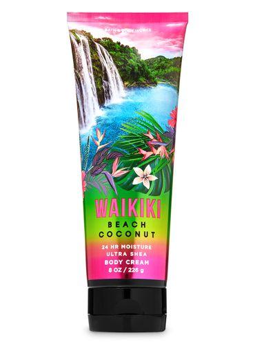 Crema-Corporal-Waikiki-Beach-Coconut-Bath-and-Body-Works