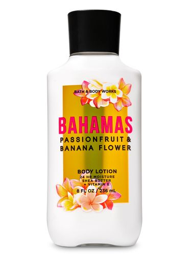 Locion-Corporal-Bahamas-Passionfruit---Banana-Flower-Bath-and-Body-Works