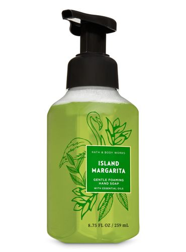 Jabon-Espumoso-Island-Margarita-Bath-and-Body-Works