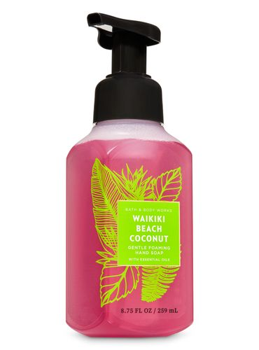 Jabon-Espumoso-Waikiki-Beach-Coconut-Bath-and-Body-Works