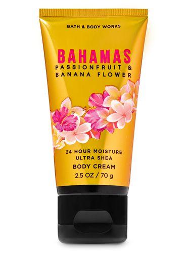 Mini-Crema-Corporal-Bahamas-Passionfruit---Banana-Flower-Bath-and-Body-Works