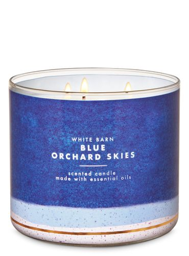 Vela-3-Mechas-Blue-Orchard-Skies-Bath-and-Body-Works