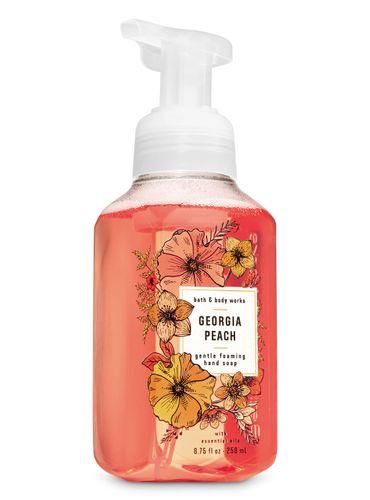 Georgia-Peach-Bath-and-Body-Works