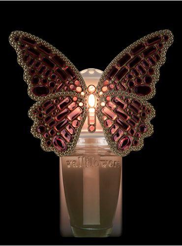 Conector-Para-Wallflowers-Gemstone-Butterfly-Nightlight-Bath-and-Body-Works