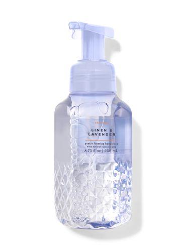 Jabon-Espumoso-Linen---Lavender-Bath-Body-Works