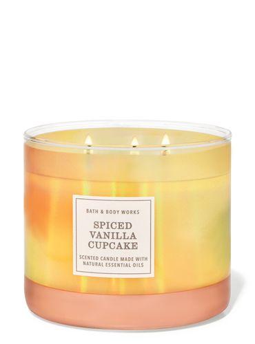 Vela-3-Mechas-Spiced-Vanilla-Cupcake-Bath-Body-Works
