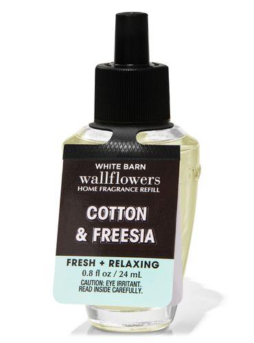 Fragancia-para-Wallflowers-Cotton---Freesia-Bath-Body-Works