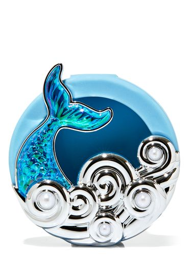 Porta-Fragancia-Para-El-Carro-Mermaid-Waves-Visor-Clip-Bath-Body-Works