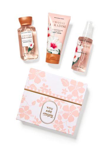 Mini-Set-de-Regalo-Hibiscus-Paradise-Bath-Body-Works