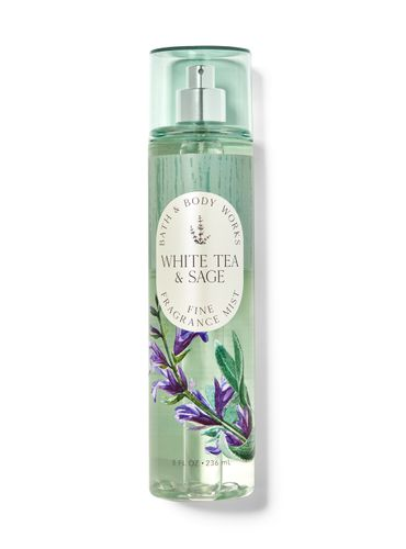 Spray-Concentrado-para-Cuarto-White-Tea---Sage-Bath-Body-Works