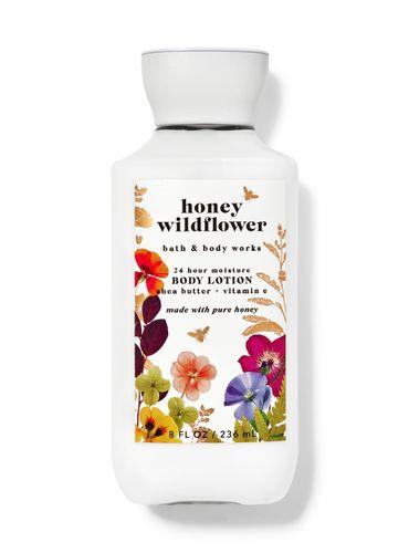 Locion-Corporal-Honey-Wildflower-Bath-Body-Works