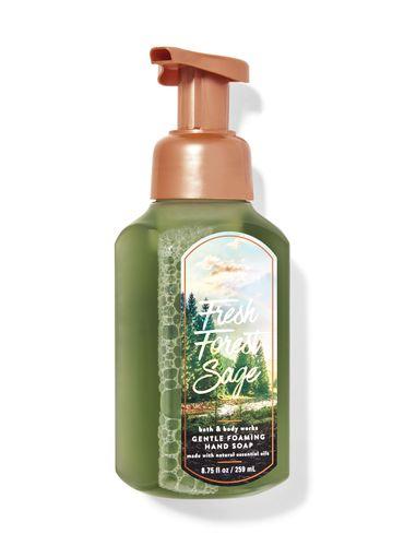 Jabon-Espumoso-Fresh-Forest-Sage-Bath-Body-Works