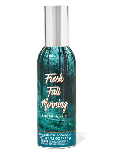 Spray-Concentrado-para-Cuarto-Fresh-Fall-Morning-Bath-Body-Works